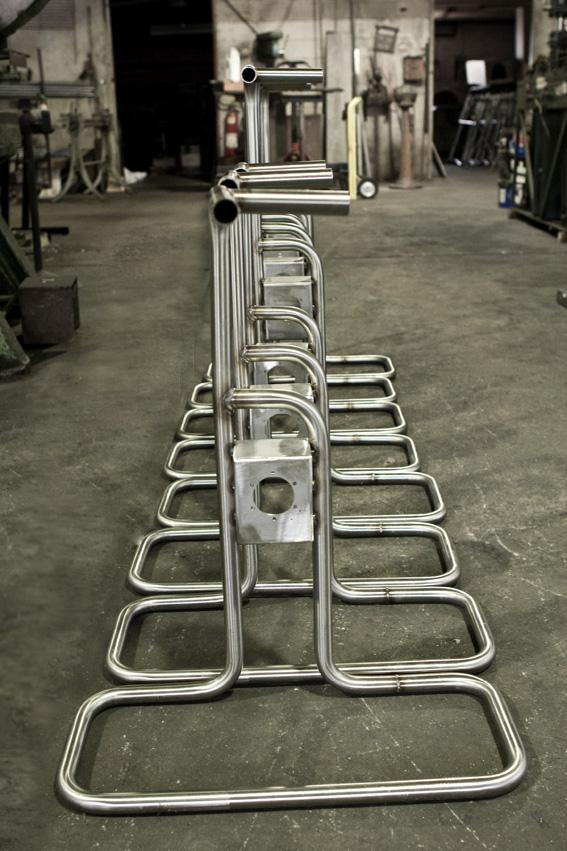 Fj Metals Works Sydney Welding Tube Bending Ring Rolling